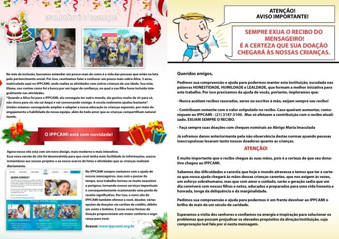 a3 informativo de natal 2